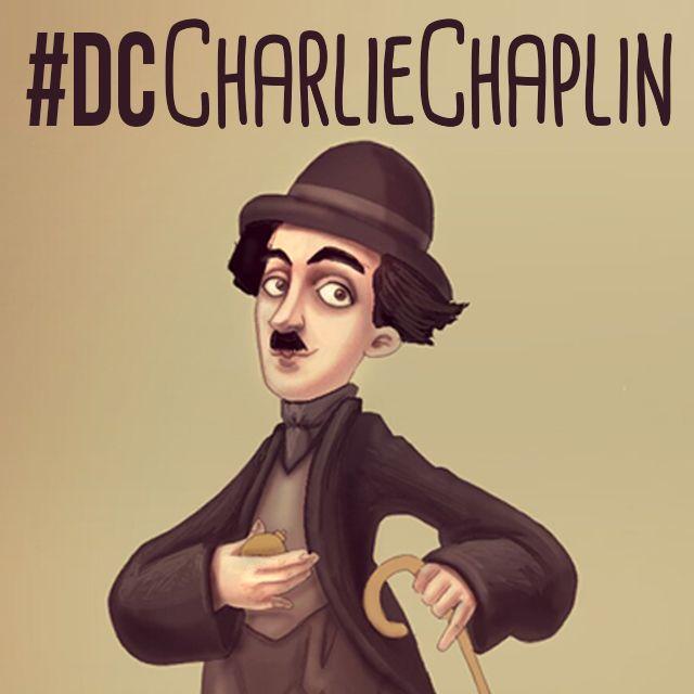 charlie chaplindrawing challenge
