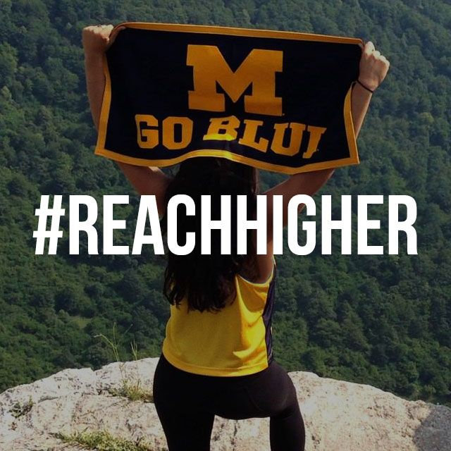 #reachhigher