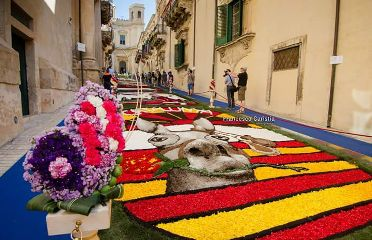 emotions flower architecture sicily colorful