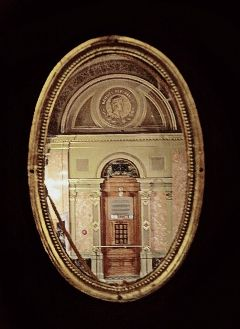 budapest opera retro vintage window
