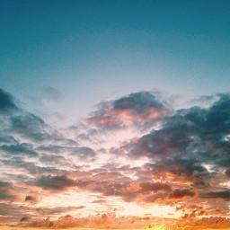 sunset vsco vscocam