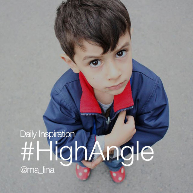 Take your photography to new heights! Capture photos from above and share them with the hashtag #HighAngle.