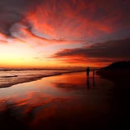 twilight beach beachphotography travel photography