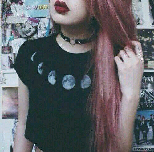 red red Followme :3 #hair hair Image by La Chica Rara