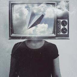antiselfie edited masks art illustration