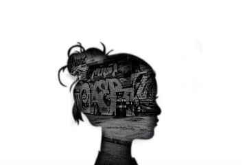 dailyinspiration doubleexposure secrets interesting mind