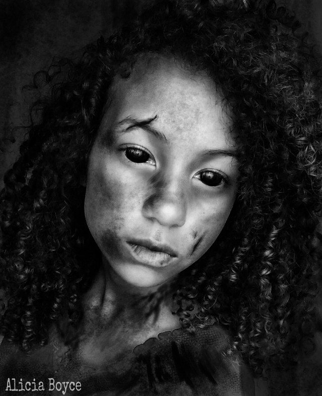#blackandwhite #drawing #me #creepy #zombie #mood Sorry for being not so active, this is my attempt of making a zombie out of myself XD #halloween