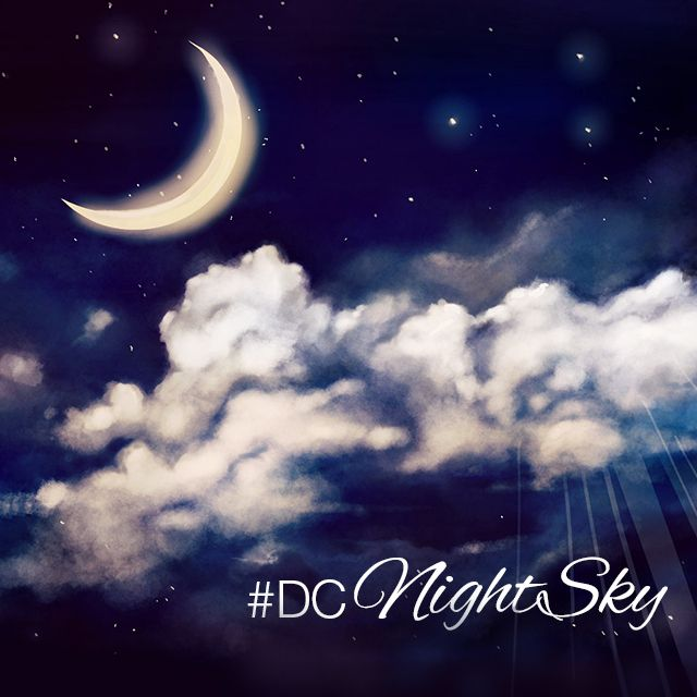 Night Sky drawing contest