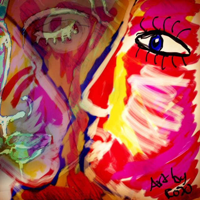 Well (baby please dont go )john and Yoko Last song today. .god natt  #PicsArt #drawing #art #colourful #rojo #artforpeace #freedoom #artforfreedom  Send money to help organisation. The winter is soon here. Help refugees