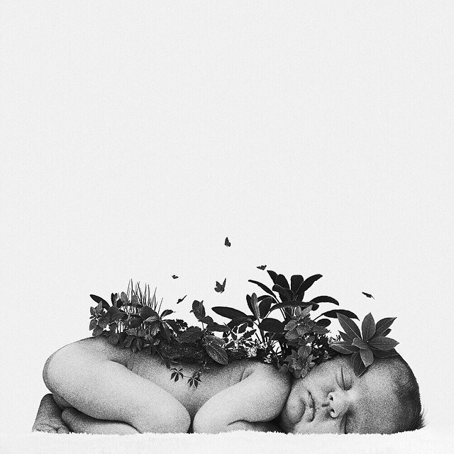 #blackandwhite #illustration #digitalart #influencer #hipster #curator #art #poster #heaven
