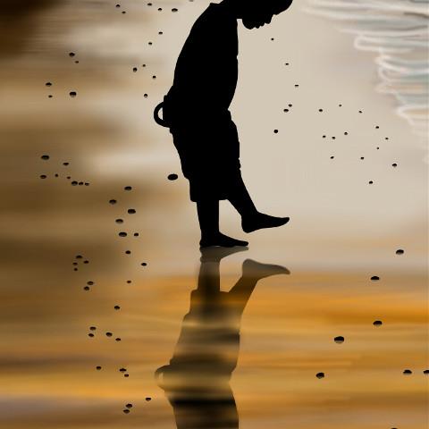 #wdptwilight,#dcsilhouette,#beach,#summer,#people,#freetoedit