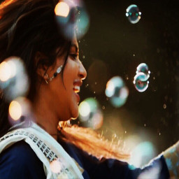 bubbles happy smile beautifulgirl iclicks
